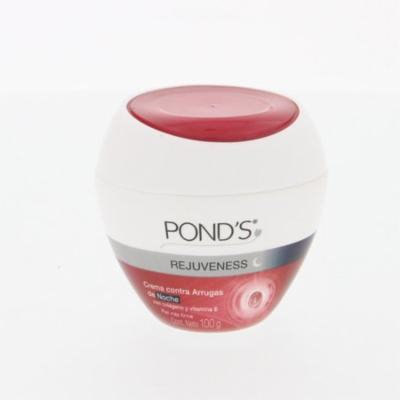 Ponds Night Rejuveness 100 gr - Rejuveness Nocturna (Pack of 18)