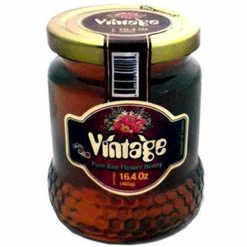 Vintage Pure Flower Honey - 16oz