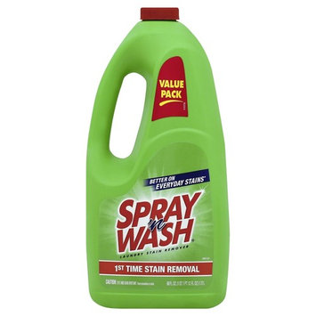 Spray 'n Wash Pre-Treat Laundry Stain Remover Refill 60 Ounce (Pack of 2)
