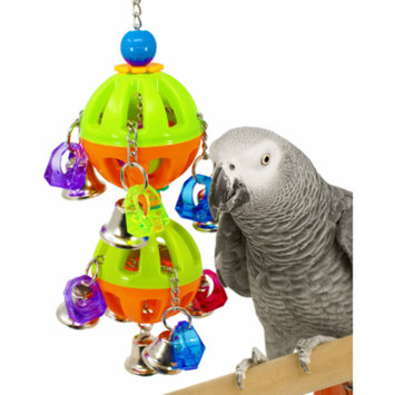 Bonka Bird Toys 1509 Tuff Bellpull Tower