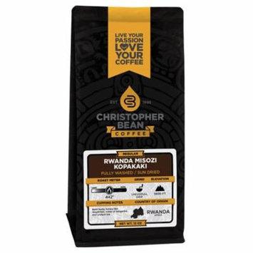 Rwanda Misozi Kopakaki regular non flavored Ground Coffee, 12 Ounce Bag