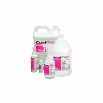Cavicide surface disinfectant/decontaminant cleaner, 1 gal. part no. mx1000 (4/case)