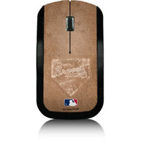 Keyscaper Atlanta Braves Wireless USB Mouse