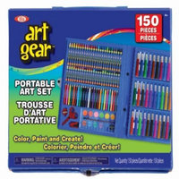 Poof-slinky Ideal 150-Piece Art Gear Set