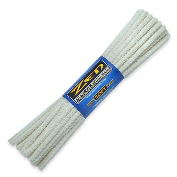 1 Bundle of ZEN Pipe Cleaners Soft Cleaner Wires - 48 Strands Per Bundle
