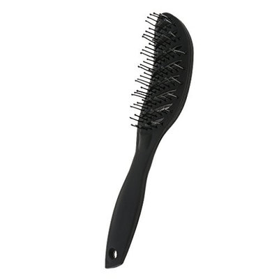 Dovewill Scalp Massage Comb Anti-Static Vent Hair Care Spa Brush Hairbrush Barber Hairdressing Styling Tool Tangle Free