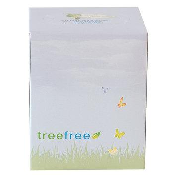 Green2 Tree Free Flat Facial Tissue, 30 Count [100-Sheet]