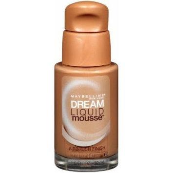 Maybelline New York Dream Liquid Mousse Foundation, Pure Beige Medium 2, 1 Fluid Ounce, 2 Ea by USA
