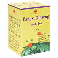 Health King Panax Ginseng Herb Tea, Teabags, 20-Count Box (Pack of 4) by Health King