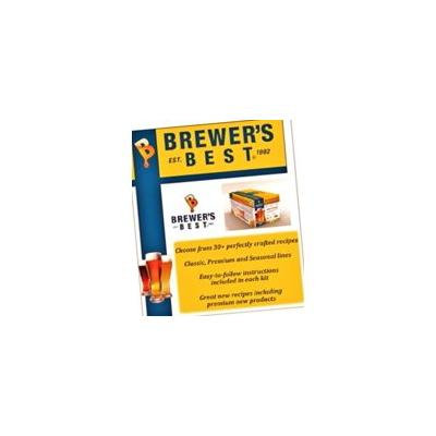 Brewer's Best AMERICAN PALE WHEAT Beer Making Kit