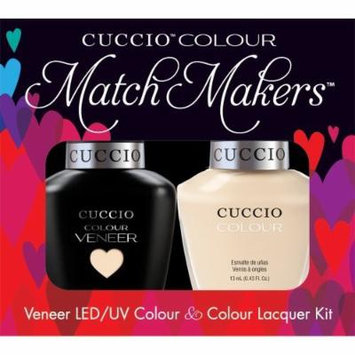 Cuccio Veneer and Colour Matchmaker Nail Polish, So So Sofia by Cuccio