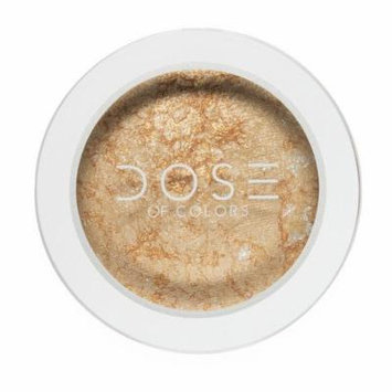 Dose of Colors Baked Highlighter (Peach Glow)