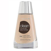 Cover Girl 00414 130clsbei Classic Beige Clean Liquid Make Up (Pack of 3) by COVERGIRL