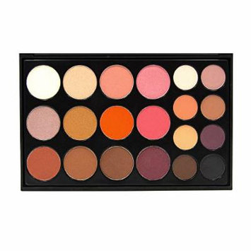 Crown PRO - Pro Eyeshadow Golden Peach Collection
