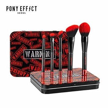 Pony Effect Mini Magnetic Brush SET #DYNAMITE 17FW Limited Edition