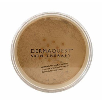 DermaMinerals by DermaQuest Buildable Coverage Loose Mineral Powder Facial Foundation SPF 20 - 1W, 0.40 oz