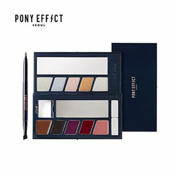 Pony Effect Galaxy Holographic Makeup Palette, Newly launched