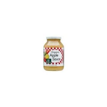 Eden Foods Applesauce ( 12x25 OZ)