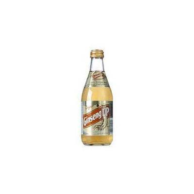 Ginseng up Ginger Soda, 12oz (Pack of 24)