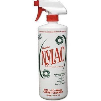 Nylac-1010 Nylac Carpet Cleaner, Quart Sprayer