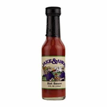 Jake & Amos Hot Sauce 5 oz. Bottle (2 Bottles)