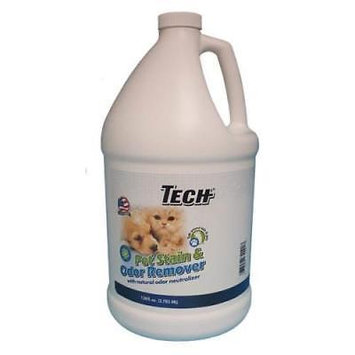 Tech Pet 1074129 Stain & Odor Remover