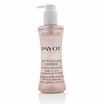 Payot Les Demaquillantes Eau Micellaire Express - Cleansing Micellar Fresh Water For Face & Eyes - 200ml/6.7oz