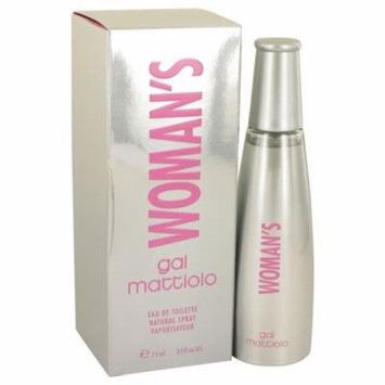 Gai Mattiolo Woman's by Gai Mattiolo - Eau De Toilette Spray 2.5 oz