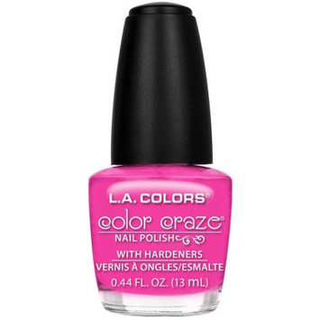 Yulan, Inc. Color Craze Nail Polish Pizzaz 0.44 fl oz 13 ml