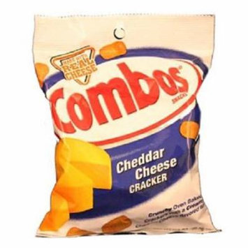 Product Of Combos, Cheddar Cheese Cracker - Bag, Count 1 - Snacks / Grab Varieties & Flavors