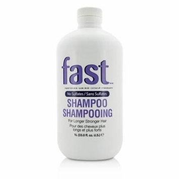 Nisim F.A.S.T Fortified Amino Scalp Therapy No Sulfates Shampoo (For Longer Stronger Hair) - 1000ml/33oz