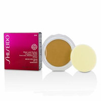 Shiseido Sheer & Perfect Compact Foundation SPF 21 (Refill) - # B60 Natural Deep Beige - 10g/0.35oz