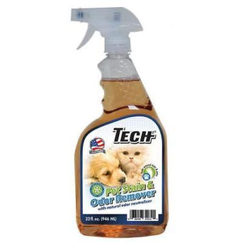 Tech Pet 1074128 Stain & Odor Remover