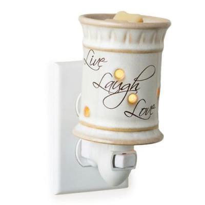 Candle Warmers Live Laugh Love Plug - in Warmer