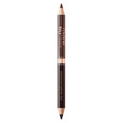 CoverGirl Trunaked Waterproof Eyeliner Duo Pencil, Penny/Espresso, 0.059 Ounce by COVERGIRL