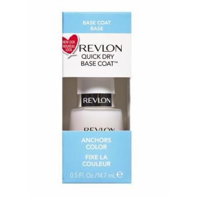 Revlon Quick Dry Base Coa t0.5 oz. ( pack1)