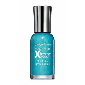 Sally Hansen Xtreme Wear Nail Color, Blizzard Blue, 0.4 Fluid Oz, 2 Ea by Sally Hansen