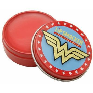 Lip Smacker Limited Edition Wonder Woman Strawberry Empower-Mint Lip Balm x 3pk