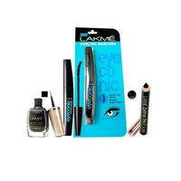 Lakme Eyeliner and Eyebrow Combo