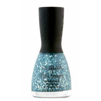 Nubar Nail Color G701 Spells Blue Siren by Nubar