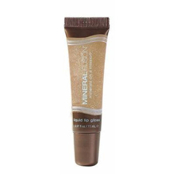 Mineral Fusion Natural Brands Liquid Lip Gloss, Reflect, 0.37 Ounce by Mineral Fusion