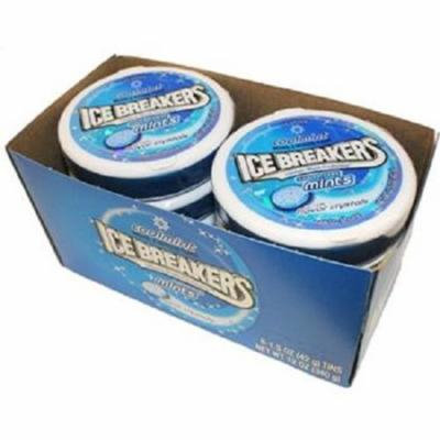 Product Of Ice Breakers, Mints Coolmint Can, Count 8 (1.5 oz) - Mints / Grab Varieties & Flavors