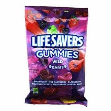 Product Of Lifesavers, Gummies Wild Berries, Count 12 (7 oz) - Sugar Candy / Grab Varieties & Flavors