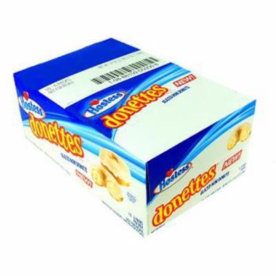 Product Of Hostess, Donettes Mini Glazed Donut, Count 10 (3.7 oz) - Cakes & Muffins / Grab Varieties & Flavors