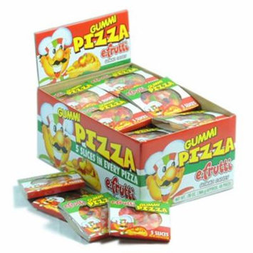 Product Of E.Frutti, Pizza Gummi Candy, Count 48 (0.55 oz) - Sugar Candy / Grab Varieties & Flavors