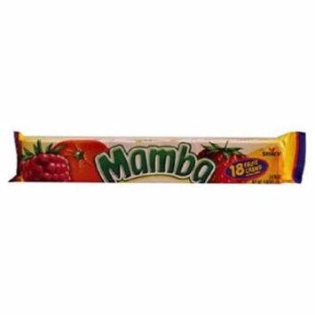 Product Of Mamba, Original Fruit Chews , Count 24 (2.65 oz) - Sugar Candy / Grab Varieties & Flavors