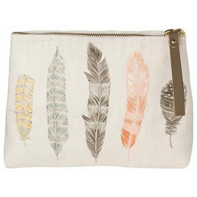 Danica Studio Quill Small Cosmetic Bag