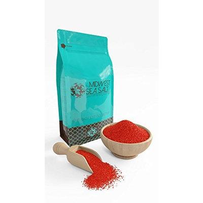Rose Musk Mediterranean Sea Bath Salt Soak - 5lb (Bulk) - Fine Grain