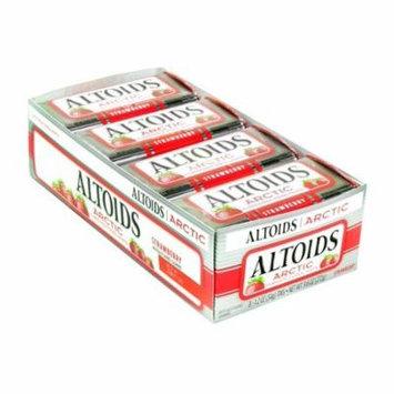 Product Of Altoids Arctic, Strawberry - Tin, Count 8 (1.2 oz ) - Mints / Grab Varieties & Flavors