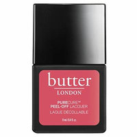 butter LONDON Purecure Peel-Off Gel, On Holiday, 0.4 oz.